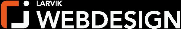 Logo Larvik Webdesign Mediabyrå